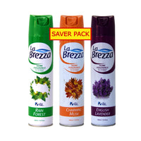 La Brezza Trio Pack 2 Air Freshener 300ml