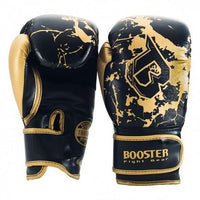 Booster Boxing Gloves Kids Marble Gold