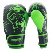 Booster Boxing Gloves Kids Marble Green