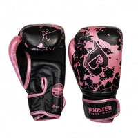 Booster Boxing Gloves Kids Marble Pink