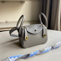 Littlebunnystore LD 22 cm togo PU in light grey