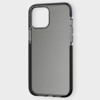 BodyGuardz Ace Pro designed for iPhone 12 Pro MAX case cover (6.7 inch) - Smoke/Black