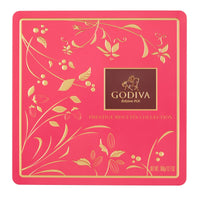 Godiva Assorted Chocolate Biscuits - 46 PCS