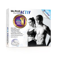 """Block and Burn Fat"" Mc.PLUS ACTIV (a Dietary Supplement Product for Losing Weight)"