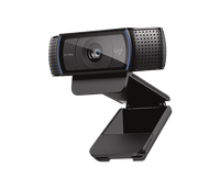 Logitech C920 PRO HD Webcam, 1080p Video with Stereo Audio