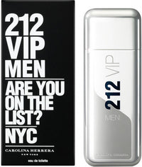 Carolina Herrera 212 VIP EDT 100 ML For Men