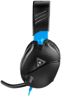 Turtle Beach Ear Force Recon 50P Gaming Headset for PlayStation PS4, Blue/Black