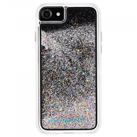 Case-Mate - Waterfall Case For iPhone 8 Plus/7 Iridescent Diamond