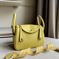 Littlebunnystore LD 26 cm togo PU in light yellow