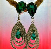 Chic Evening Earrings