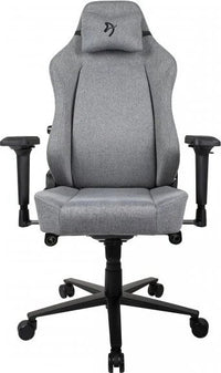 Arozzi Primo Woven Fabric Premium Gaming Chair - Super Large (XL)