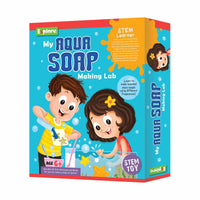 Explore - My Aqua Soap Making Lab - STEM Learner - Multicolor for kids, Age 6+