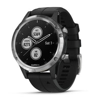 Garmin Fenix 5 Plus Black Band