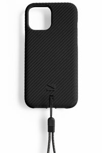 Lander Vise designed for iPhone 12 case and iPhone 12 PRO case cover (6.1 inch) - Black