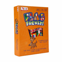 CocoMoco Kids - Flag Frenzy Flag Game (includes map)