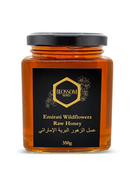 Emirati Wildflowers Raw Honey