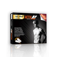 Mc.PLUS ACTIV M (For Men) a Dietary Supplement Product for Losing Weight 1 Box