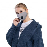 ActiveWear N95 Mask - Reusable Face Mask Grey