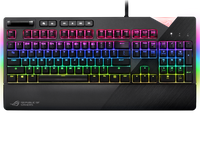 Asus XA01 ROG Strix Flare/Red/US Keyboard