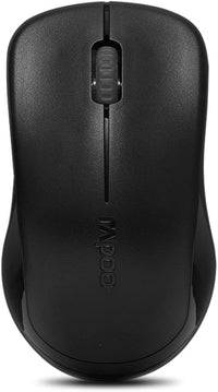RAPOO 1620 Mouse Wireless Black