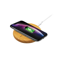 J5 CREATE JUPW1101W Mightywave Wood 10W Wireless Fast Charger