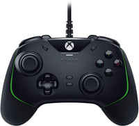 Razer Wolverine V2 Wired Gaming Controller for Xbox One, Series X|S, PC - Reforged to Bring Swift Victory with Mecha-Tactile Action Buttons and D-Pad - Classic Black