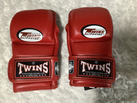 Twins Special Grappling Gloves GGL2 Red
