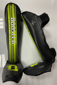 Booster Shinguards BSG V4 BK/ YEL