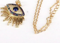 Isla Eye Necklace