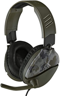 TURTLE BEACH Ear Force Recon 70, Green Camo (PS4) - TBS-6455-02