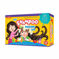 Explore - My Shampoo Making Lab - STEM Learner - Multicolor for kids, Age 6+