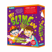 Explore - My Slime Lab - STEM Learner - Multicolor for kids, Age 6+