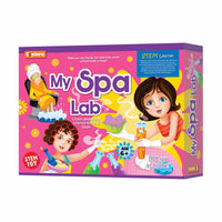 Explore - My Spa Lab - STEM Learner - Multicolor for kids, Age 6+