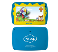 i-Life Kids Tab 5 Tablet - 7 Inch, 1GB+16GB, Wi-Fi - Blue