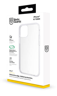 BodyGuardz Split designed for iPhone 12 Pro MAX case cover (6.7 inch) - Clear