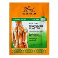 Tiger Balm - Cold Medicated Plaster