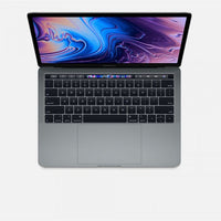 "Apple MacBook Pro 13"" MUHN2 Display with Touch Bar Intel Core i5 8GB Memory 128GB SSD 2019 Arabic Keyboard - Space Gray"