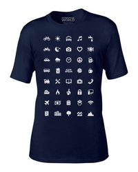 Icon Speak World Men's T-Shirt