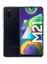 Samsung Galaxy M21 Dual SIM 4GB RAM 64GB 4G LTE - UAE Version