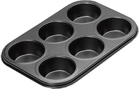 Prestige Muffin Pan 6 Cups