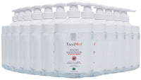 ExcelMed Hand Sanitizer Gel 1L (Package of 12), Advanced Formula