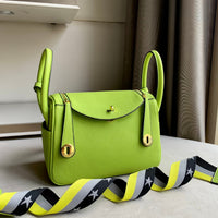 Littlebunnystore LD 26 cm togo PU in light green