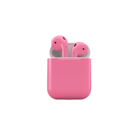 Merlin Craft Apple Airpods 2 Wireless Pink Glossy