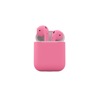Merlin Craft Apple Airpods 2 Wireless Pink Matte