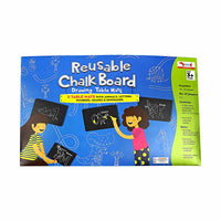 CocoMoco Kids - Chalk Board Reusable table mats