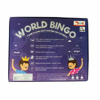 CocoMoco Kids - World Bingo