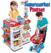 Home Supermarket Play set For Ages 3 +