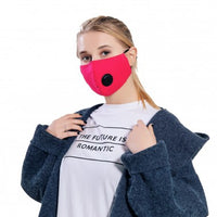 ActiveWear N95 Mask - Reusable Face Mask Pink