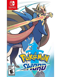 Pokemon Sword Switch (NTSC)