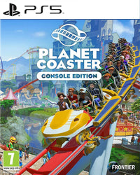 PS5 Planet Coaster